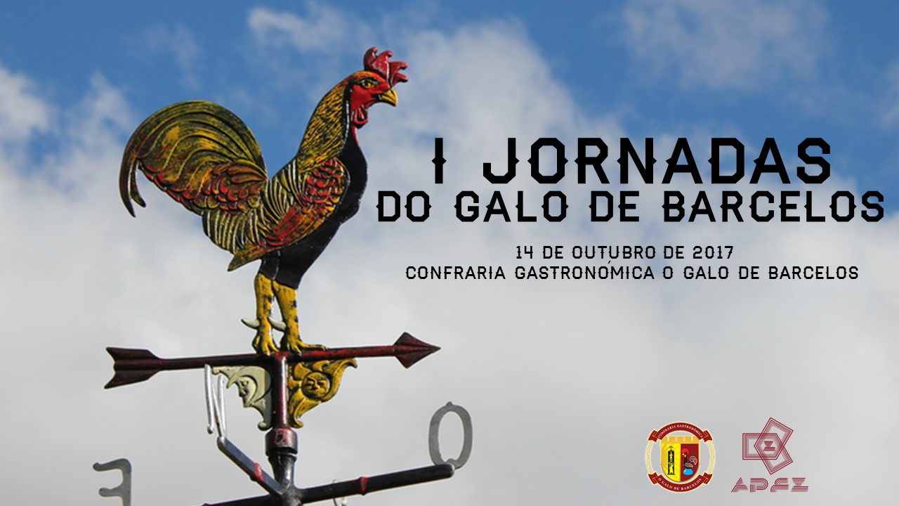 Jornadas do Galo de Barcelos: 14/10/2017
